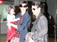 Tom Cruise, la jolie Katie Holmes et l'adorable Suri au Pays du Soleil Levant... en vidéo ! Regardez !