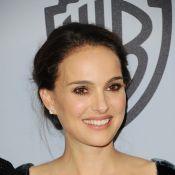 Natalie Portman monte sur scène et tacle les Golden Globes avec élégance...
