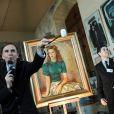 Le portrait de Danielle Darieux vendu aux enchères