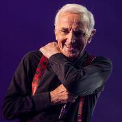 Charles Aznavour, 93 ans : Un jeune homme dans les bras d'Emmanuelle Béart...