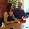 """Sébastien et Emilie se sont pacsés - Deuxième partie des bilans de """"L'amour est dans le pré 2017 sur M6, le 2 octobre 2017."""