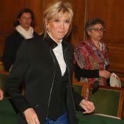 Brigitte Macron audacieuse en pantalon en cuir, aux côtés de Stéphane Bern