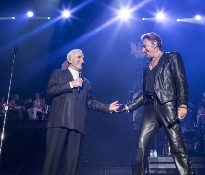Johnny Hallyday : Ce que lui avait conseillé de faire Charles Aznavour...