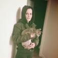 Dolores O'Riordan avait partagé cette photo sur Twitter le 3 janvier 2018. La dernière image d'elle, douze jours avant sa mort, à 46 ans.