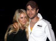 Enrique Iglesias et Anna Kournikova, parents, posent enfin avec leurs jumeaux