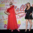 Katy Perry et Stella McCartney - Soirée de présentation de la collection prêt-à-porter hommes automne/hiver 2018 et de la collection automne 2018 pour femmes, le 16 janvier 2018 à Los Angeles.