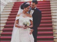 """Karima (Koh-Lanta) mariée et divine en blanc, """"passe d'aventurière à princesse"""""""