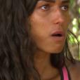 "Karima en larmes - ""Koh-Lanta 2016"", épisode du 6 mai 2016, sur TF1."