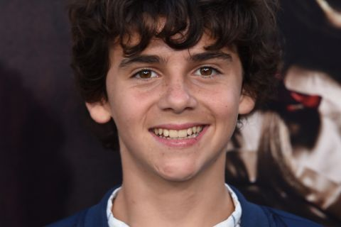 """Ça"" : Un des enfants-stars du film pris en train de fumer de la marijuana !"