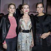 Fashion Week : Marion Cotillard et Diane Kruger, ultrachic pour Armani Privé
