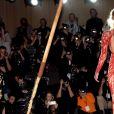 """Défilé de mode """"Zuhair Murad"""", collection Haute-Couture printemps-été 2018, à Paris le 24 janvier 2018. © Rachid Bellak/Bestimage"""