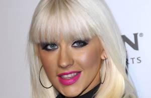 Christina Aguilera : sa première casserole ! Regardez la vidéo !