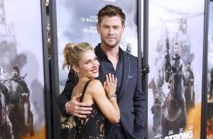 Chris Hemsworth, papa trop jeune :