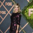 January Jones à la soirée Fox Fall 2017 au restaurant Catch à Los Angeles, le 25 septembre 2017.