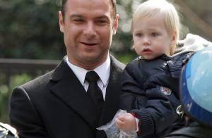 Liev Schreiber, le mari de Naomi Watts : son adorable fils fait déjà son cinéma !