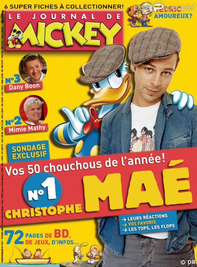 Les faciles de Martin trouvés par Mamé,Ajonc et Martine - Page 2 185944-la-couverture-du-journal-de-mickey-du-637x0-2