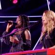 Les J.A.T dans The Voice 7, le 3 février 2018 sur TF1.