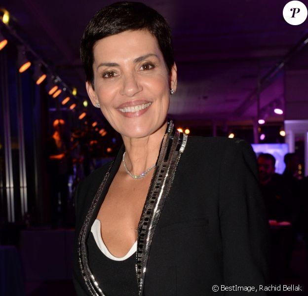 Cristina Córdula - 16ème soirée Sidaction dans la salle de réception du Pavillon d'Armenonville à Paris, France , le 25 janvier 2018. © Rachid Bellak/Bestimage