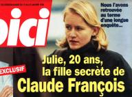 Claude François : L'existence de sa fille cachée avait déjà été révélée en 1998