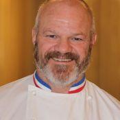 Philippe Etchebest méconnaissable sans barbe et plus mince !