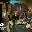"""Philippe Etchebest méconnaissable - """"Le Tube"""", Canal+, 3 février 2018"""
