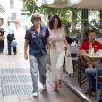 Laura Pausini et son amoureux  Paolo Carta