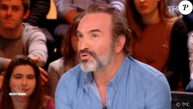 Jean dujardin dans quotidien le 5 f vrier 2018 for Dujardin film 2018