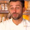 Franckelie dans Top Chef sur M6 le 14 février 2018.