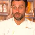 Franckelie en dernière chance dans Top Chef 2018, le 14 février.