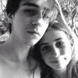 Ben et Alice Attal, enfants d'Yvan Attal et de Charlotte Gainsbourg.
