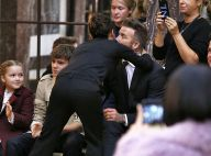 Fashion Week : Victoria Beckham applaudie par David Beckham et leurs enfants