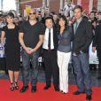 Vin Diesel, Paul Walker, Jordana Brewster, Justin Lin  et Michelle Rodriguez