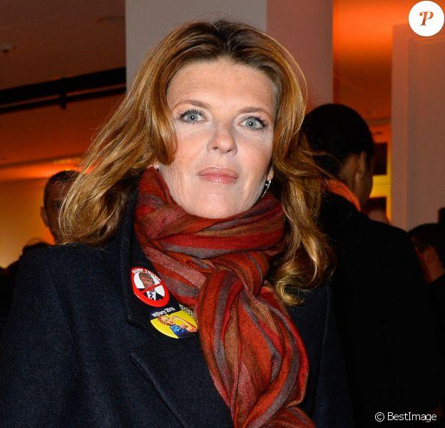 Semi-Exclusif - Gwendoline Hamon - Soirée d'inauguration de la boutique Orange Opéra à Paris, le 7 novembre 2016. © Coadic Guirec/Bestimage