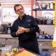 "Michel Sarran et Mathew Hegarty - ""Top chef 2018"" du 28 février, M6"