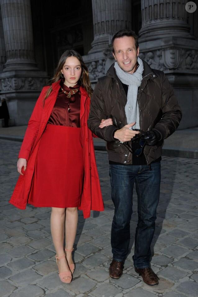 Stephane Rotenberg Papa Fier Mon Heroine C Est Ma Fille Emma