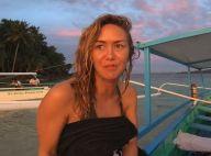 Énora Malagré sublime au naturel : Son séjour de rêve à l'autre bout du monde