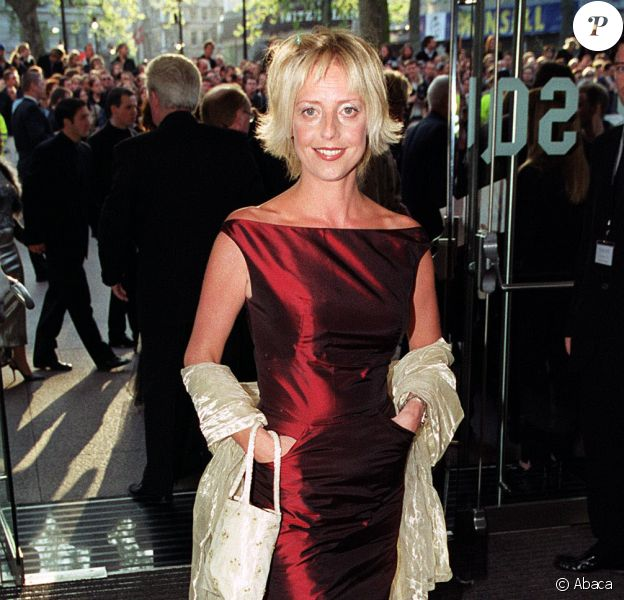 Emma Chambers en avril 1999.