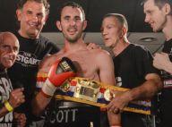 Scott Westgarth : Mort brutale du boxeur à 31 ans, après un combat