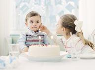 Oscar de Suède : Un petit prince tout heureux pour ses 2 ans, câliné par Estelle