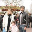 Pour la sixième sixième saison des Dimanches au galop de France Galop, les stars ont été nombreuses à prendre du bon temps en famille, à l'instar d'Alexandra Vandernoot et François Vincentelli