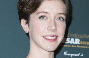 César 2018 : Sara Giraudeau, fille d'Anny Duperey, meilleur second rôle féminin