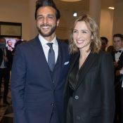 Maxim Nucci et sa belle Isabelle Ithurburu, enceinte : Couple radieux aux César