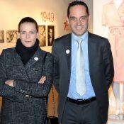 Stéphanie de Monaco témoin d'un bel anniversaire et d'un engagement unique