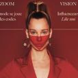 Ilona Smet pour L'EDITO Magazine, mars 2018.