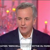 """Bernard de la Villardière, papa cool ? Sa fille menottée et le """"pain"""" à son fils"""