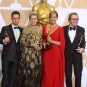 Frances McDormand s'est fait voler son Oscar pendant la soirée !