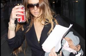 Lindsay Lohan a eu un accident de voiture... encore un !
