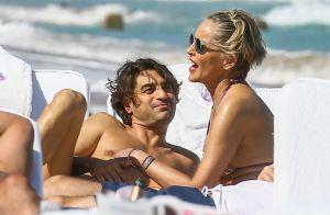 Sharon Stone amoureuse : Zoom sur son