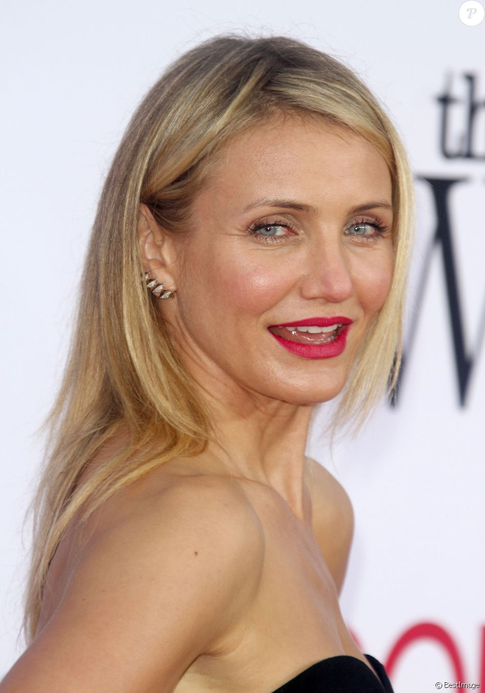 "Cameron Diaz - Avant-première du film ""The Other Woman"" à Westwood, le 21 avril 2014."