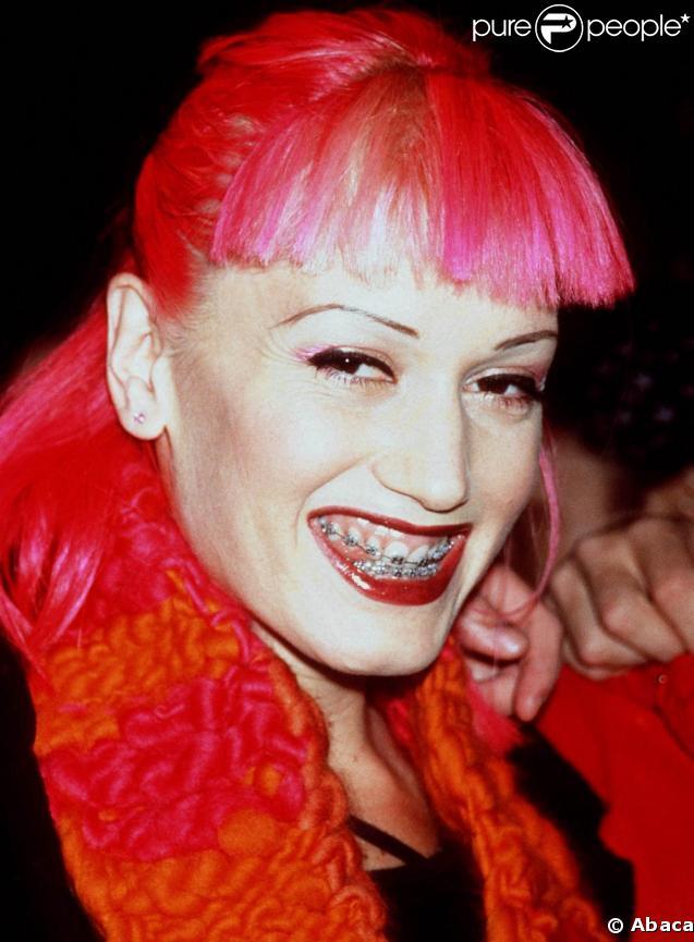 Gwen Stefani à son époque... colorée !